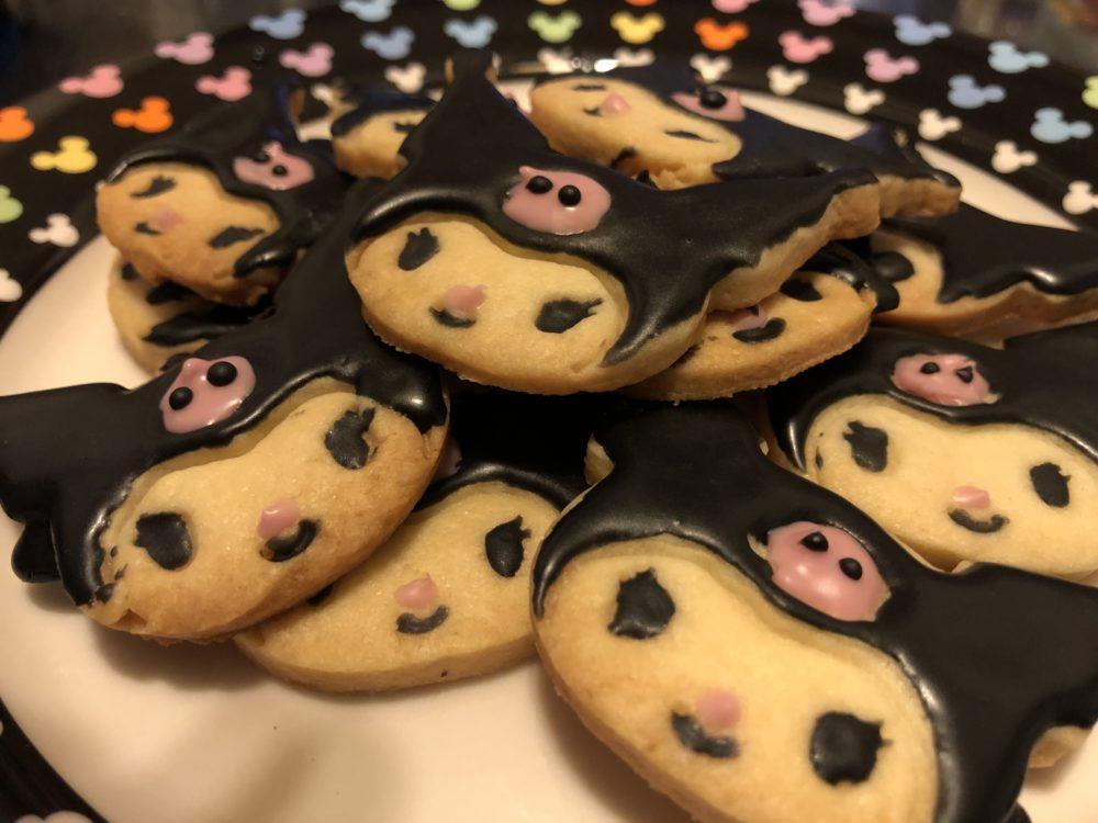 クロミクッキー完成