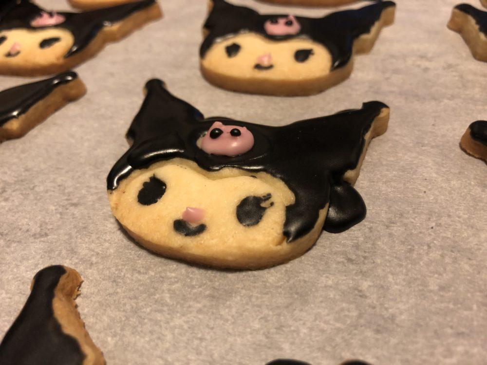 クロミクッキー良い顔