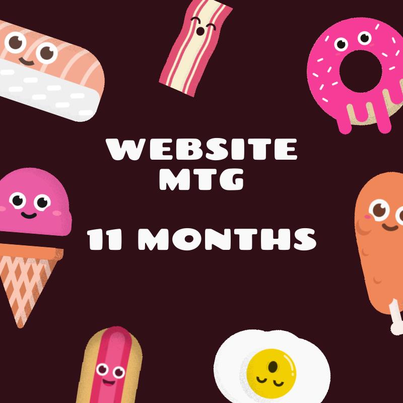 webサイトMTG